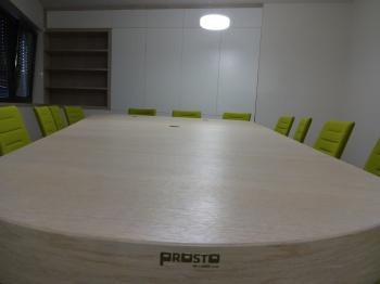 Jednací místnost na míru pro soplečnost Rostěnice a.s.