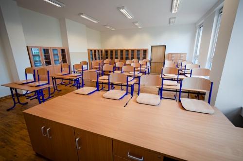 Interiér školní učebny na míru