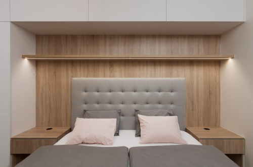 nábytek na míru do obývacího pokoje