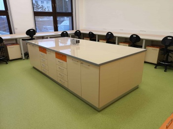 Zařízení laboratoře Mendelovy univerzity na míru