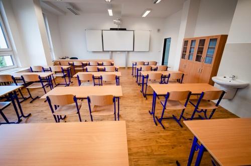Interiér učebny na zakázku