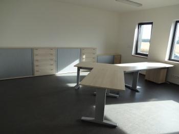 Interiér administrativní budovy Rostěnice na míru
