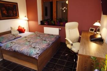 Interiér ložnice na míru