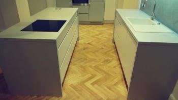 Kuchyňská linka na míru Brno Drobného