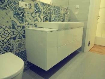 Koupelna na míru ve staromódním stylu