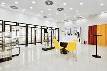 prodejna optiky Eifel Optic na míru