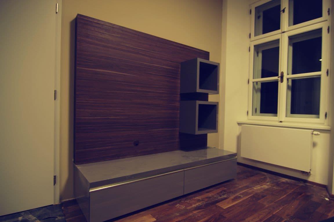 Interiér bytů Brno Palác Chlumeckých 8